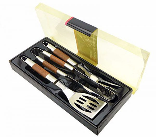 Personalized bbq grill tools set china wholesaler