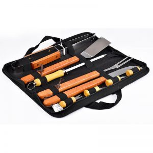 10pcs Grill utensil tools set