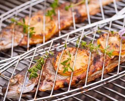 How to easy grill fish perfectly