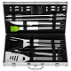 20pcs stainless steel grill bbq tools gift set