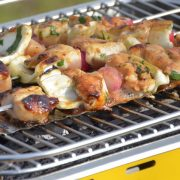 What do you need to prepare for outside barbecue?